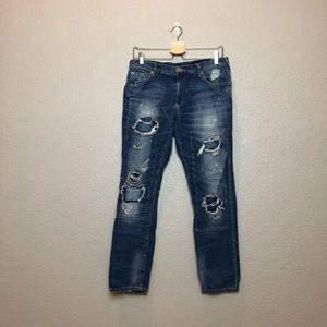 +T R U E + R E L I G O N* Jeans